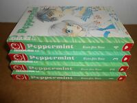 Peppermint vol. 1 2 3 4 Manhwa Manga Graphic Novel Book Complete Lot in English