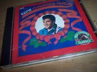1987 Elvis Presley Christmas Album CD