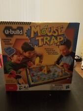 U-Build Mouse Trap Game Hasbro Complete 2010 Age 6+  2-4 Players