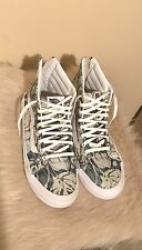 Vans Hi-Top Denim Women's Size  7....Good Condition