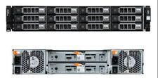 Dell PowerVault MD1200 12 x Enterprise 4TB SAS = 48TB Storage 2xCTRL 2xPS