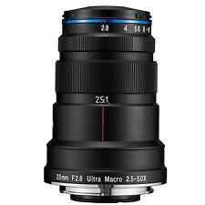 LAOWA 25mm f/2,8 Ultra Macro 2,5-5X NIKON F (NEU)