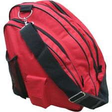 A&R Sports Deluxe Skate Bag Red