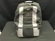 Lowepro Compu Daypack Backpack Laptop Camera DSLR Bag Gray Black #S