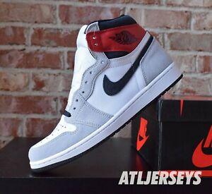 Nike Air Jordan 1 Retro High OG Light Smoke Grey 555088-126