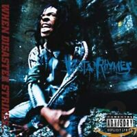 Busta Rhymes - When Disaster Strikes  - CD - New & Sealed - 1