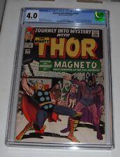 Journey into Mystery # 109..CGC Universal slab 4.0  VG grade-fx..1964 comic book