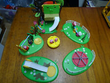 PEPPA PIG TREE HOUSE WITH PLAYGROUND & FIGURES