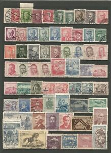 CZECHOSLOVAKIA GOOD QUALITY MIXED MINT & USED COLLECTION IN SETS & PART SETS.