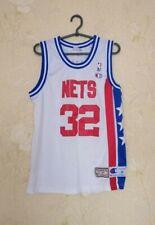 NBA New York Nets basketball shirt jersey Champion #32 Julius Erving size M