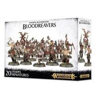 Khorne Bloodbound Bloodreavers - Warhammer AoS - Brand New! 83-29