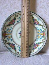 "Wedgwood Saucer Ventnor 1926 England USA Tea Coffee Replace Plate 6.1/2"" Fruit"