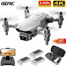 Mini Pro Drone 4K HD Dual Camera FPV Foldable RC Quadcopter Toy Gift f/Kids