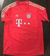 Adidas Bayern Munich Home Soccer Football Jersey Robben 2011