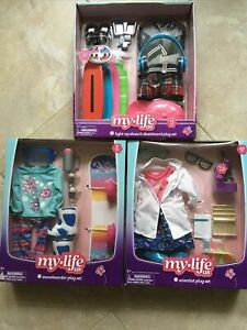 "My life as HAIR ACCESSORIES PLAY SET FOR 18/"" doll    **BRAND NEW***"