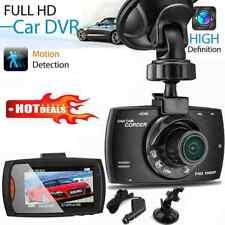 "2.7"" HD 1080P Car DVR Vehicle Camera Dash Cam Recorder G-Sensor Night Vision F7"