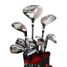 Powerbilt Pro Power Men's Package Golf Set Std Length All Graphite -  LEFT HAND