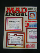 Vintage Mad Magazine Special Number 22 1977