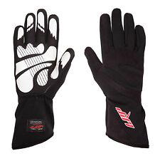 LRP Kart Racing Gloves- Freedom Gloves Black