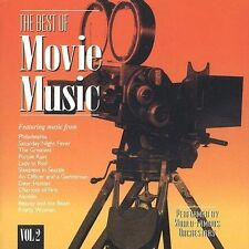 London Pops Orchestra : Best of Movie Music 2 CD