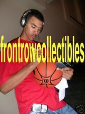 Marcus Williams Signed Basketball Ball Arizona PROOF AZ