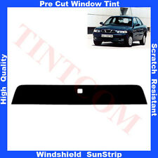 Pre Cut Window Tint Sunstrip for Daewoo Nubira 4 Doors Saloon 1997-2003 AnyShade