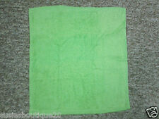 Ikea 100% Cotton Super Lime Green Face Cloth Flannel New
