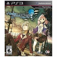 Atelier Escha & Logy: Alchemists of the Dusk Sky (PS3) Complete FAST SHIPPING