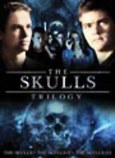 THE SKULLS 1 2 & 3 rare Horror Trilogy dvd  Mint $6.99 w/slipcover ,ships free