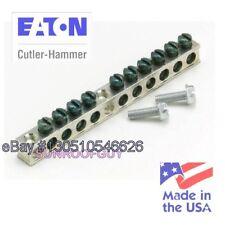 EATON Cutler-Hammer Ground Bar Kit (GBK1020CS/GBK10P) - NEW