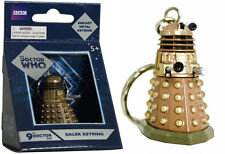 NEW Dr Doctor Who DALEK Diecast Metal Keyring - Key Ring Keychain