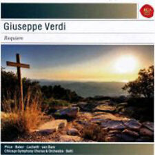 Solti, Georg - Verdi: Messa Da Requiem - Sony NEW CD