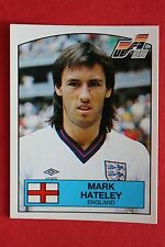 Panini EURO 88 N. 178 ENGLAND HATELEY WITH BACK VERY GOOD / MINT CONDITION!!!