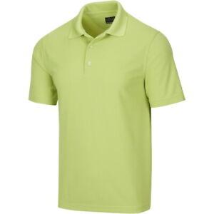 Greg Norman Protek Micro Pique Polo Mens Golf Shirt - New 2020