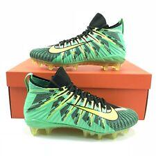 dd5bb1614 Mens Nike Alpha Menace Elite Football Cleat Men Size 10 Green Black 871519  337