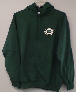 NFL Green Bay Packers Logo Hooded Sweatshirt S-5X, LT-4XLT Hoodie New