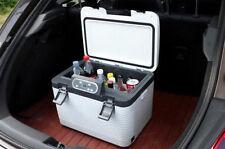 19L Portable Car Cooler Warmer Truck Electric Fridge Travel RV Boat Refriger