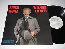 LP/ERICH KUNZ/WIENER LIEDER/Preiser records SPR 135052