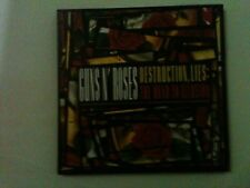 Guns`n Roses - Destruction, Lies: The Road to Illusion / Picture LP+2 CD+Poster