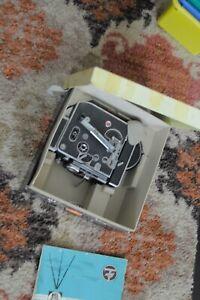 Bolex H16 Reflex- 3 camera body only in Box
