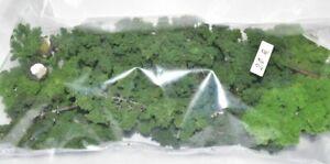 NOCH & HEKI H0 Baumset Laubbäume / Birken 20 Stück aus Rückbau Konvolut