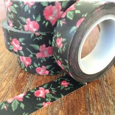 Black Double Sided Scrapbooking Tapes