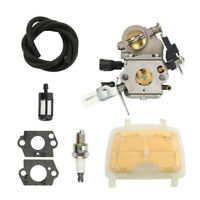 Carburetor Air Filter Kit For Stihl MS171 MS181 MS211 ZAMA C1Q-S269 Chainsaw Set