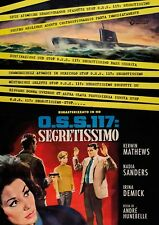 OSS 117 - SEGRETISSIMO  RIMASTERIZZATO IN HD   DVD
