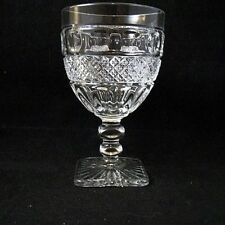 Imperial Clear Glass #165 TRADITION Water Goblet/s (loc-big)
