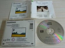 RARE CD ALBUM ROYAUME DE SIAM GERARD MANSET 10 TITRES 1988 ( MEDIATHEQUE)
