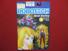 Robotech Rook Bartley Action Figure Harmony Gold Macross Vintage Anime Manga Toy