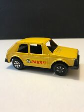 """Tootsietoy Made in USA Volkswagen VW Rabbit  4"""" Collectible Made In USA"""