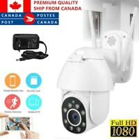 Home Security Cloud Camera System Wireless CCTV WiFi IP/PTZ 1080P Auto Tracking