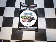 Tony Stewart Stewart-Haas Racing  NASCAR Round Decal